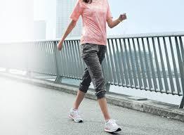 健康的に歩く