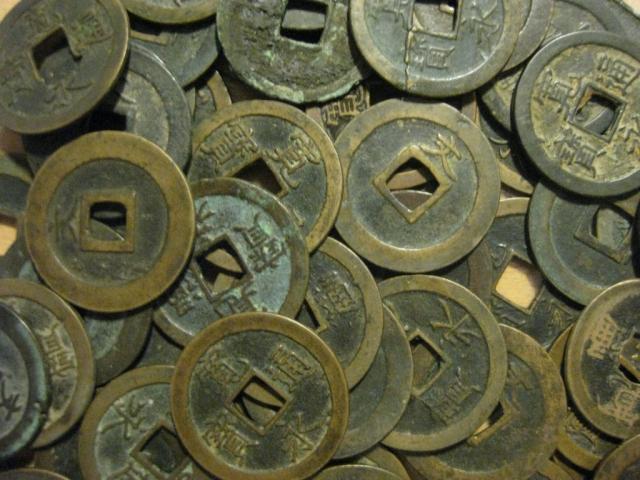 江戸時代のお金